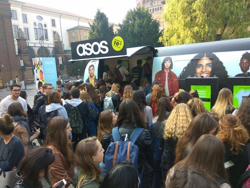 ASOS WORLD TOUR