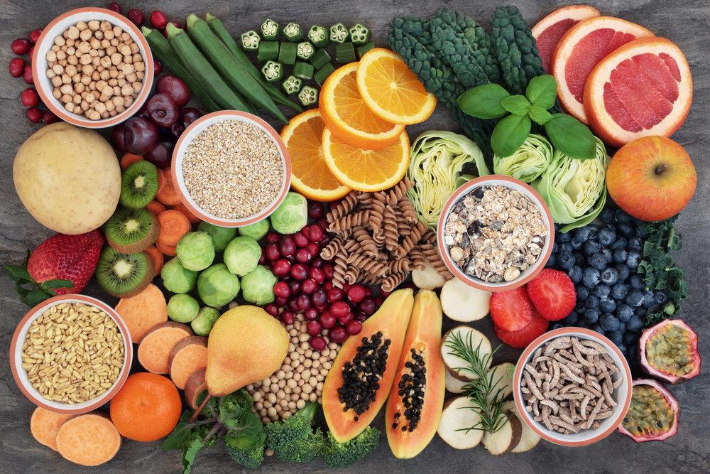 Legumi e frutta - Alimentazione corretta