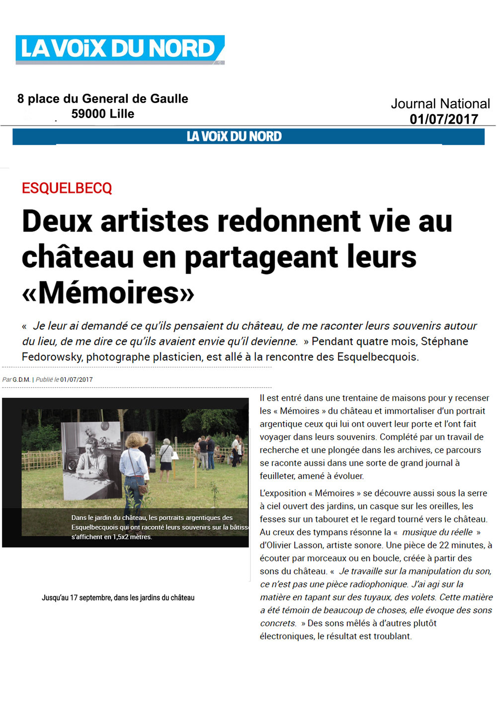2017journal voix du nord press.jpg