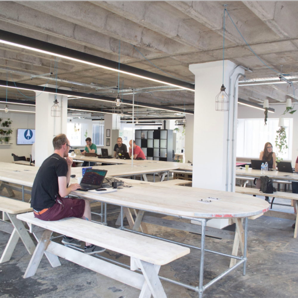 WORKSPACE   As a member, you will have access to our Liverpool space with several fantastic perks, a fixed desk area and, of course, our friendly community of coworkers