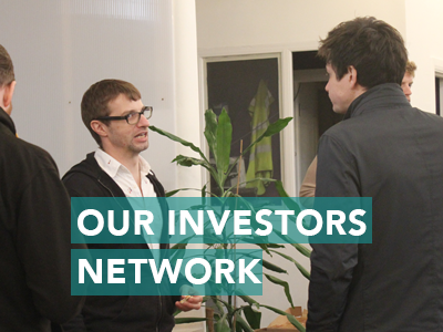 Ready to start talking to potential investors? We have plenty to introduce you to.