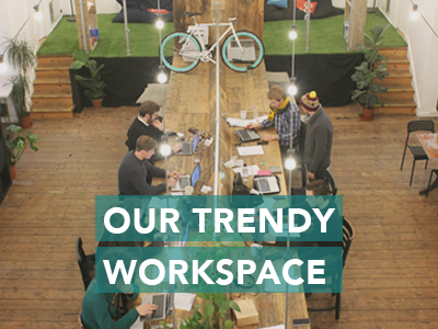 Our beautifully designed co-working space has both shared desks and designated areas for you to work with your team. We  make sure we will help you stay inspired!