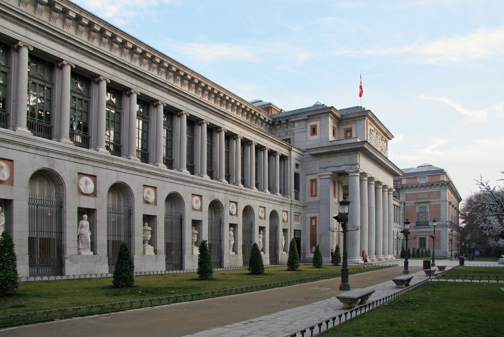The Prado, Credit: Wikipedia