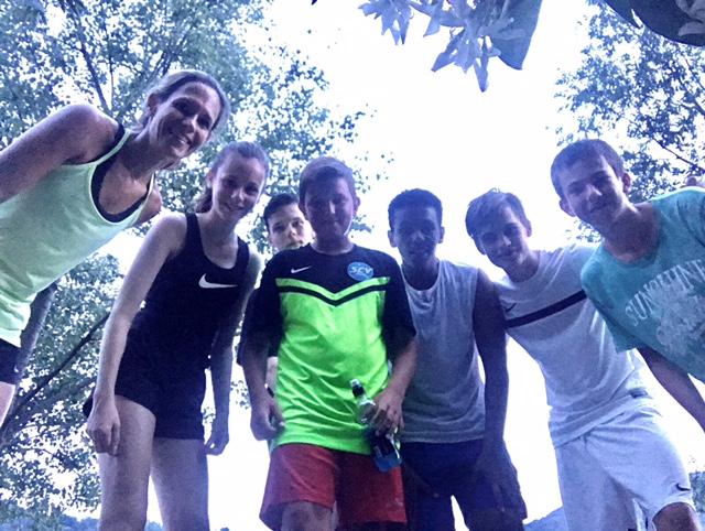 Jogging Team 😄