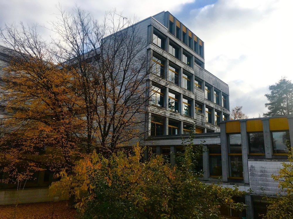 Sekundarschule Mattenbach