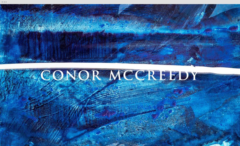 Conor Mccreedy landing 1 - helloVlad.studio