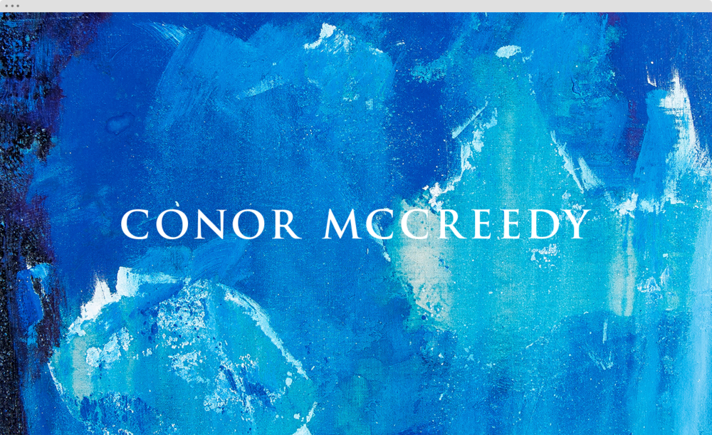 Conor Mccreedy landing 3 - helloVlad.studio