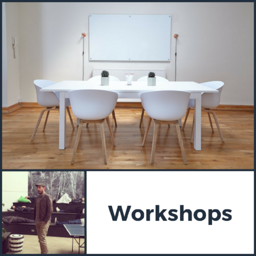 Click here to have Nick come and run a workshop for your organisation.