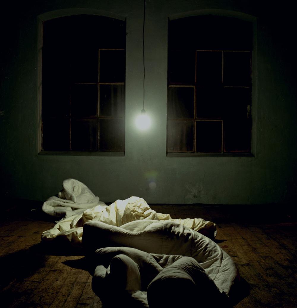 Abandoned Scene 1, 2001