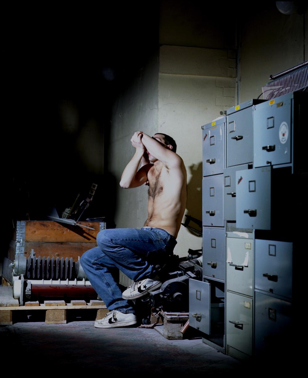 Autoerotic Scene, 2001