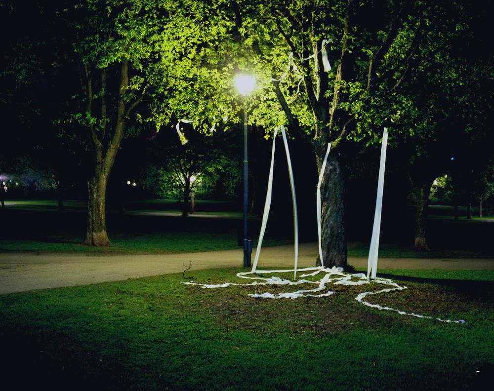 Park Scene 3, 1999