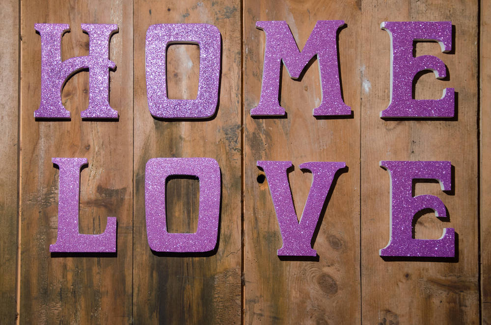 Home Love, Installation view 1