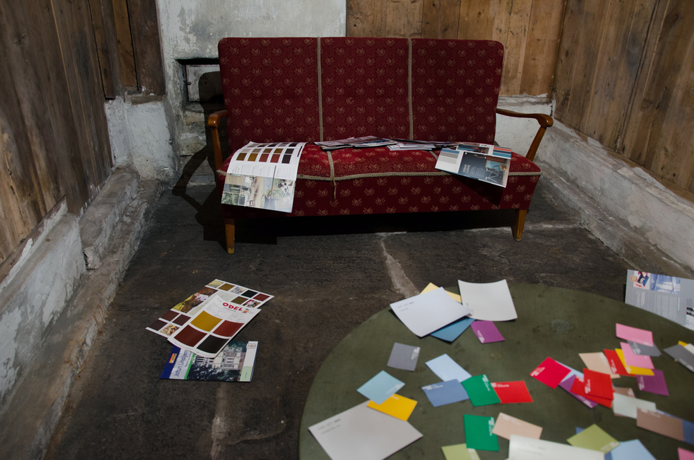 Home Love, Installation view 2