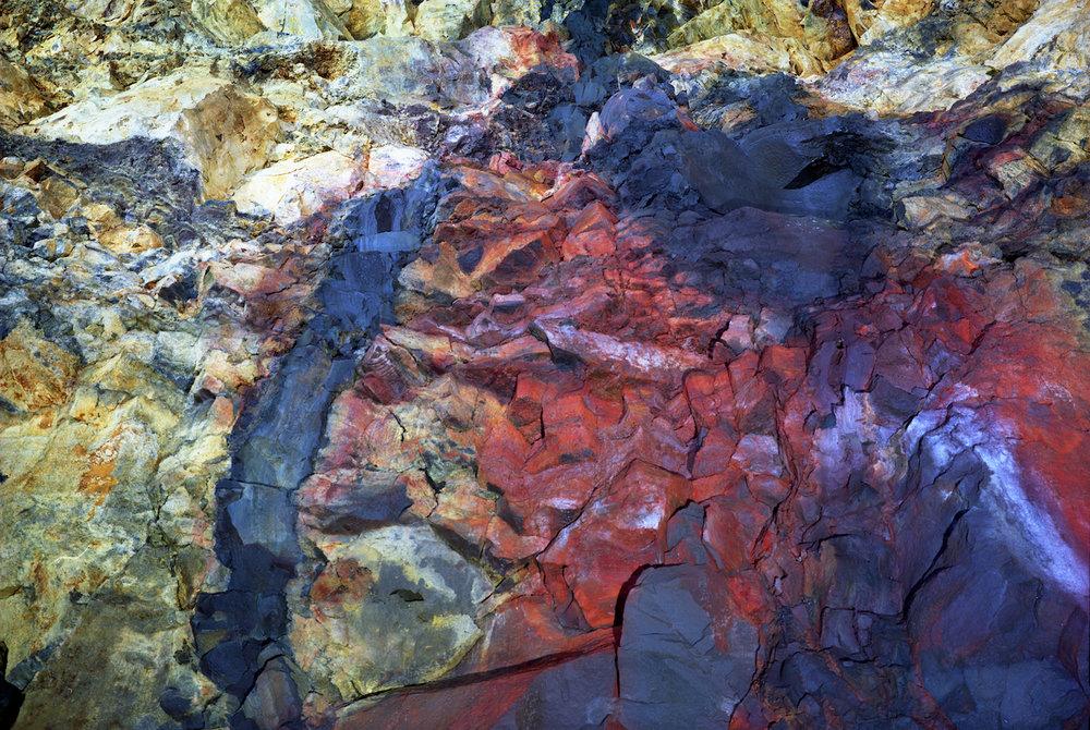 The Cave Series, Thrihnukagigur Volcano 4, 2017
