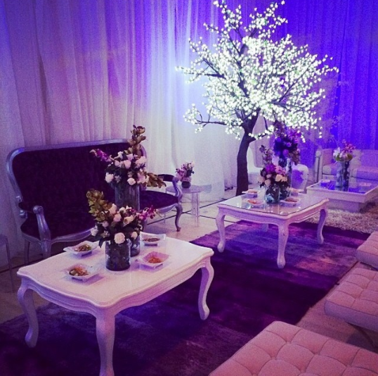 Cherry Tree party hire decor Melbourne