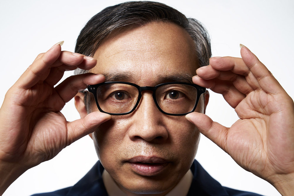 Paul Xinye Qiu