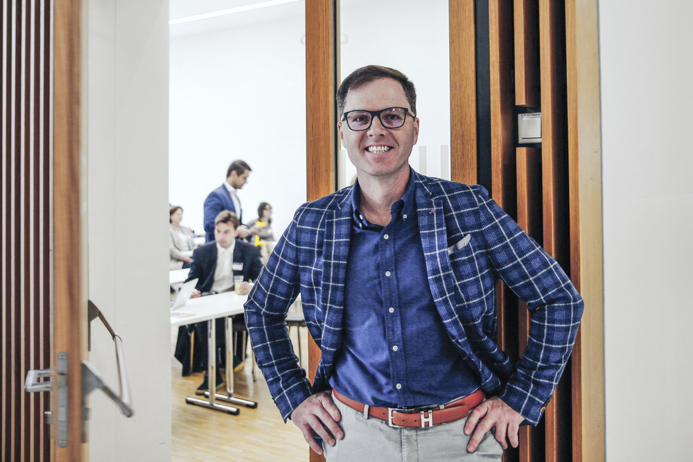 Ing. Markus Spitzbart MBA - Spitzbart + partners