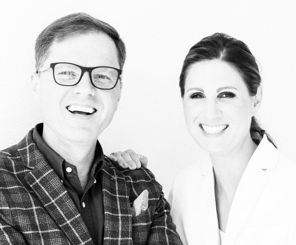 Markus und Petra Spitzbart