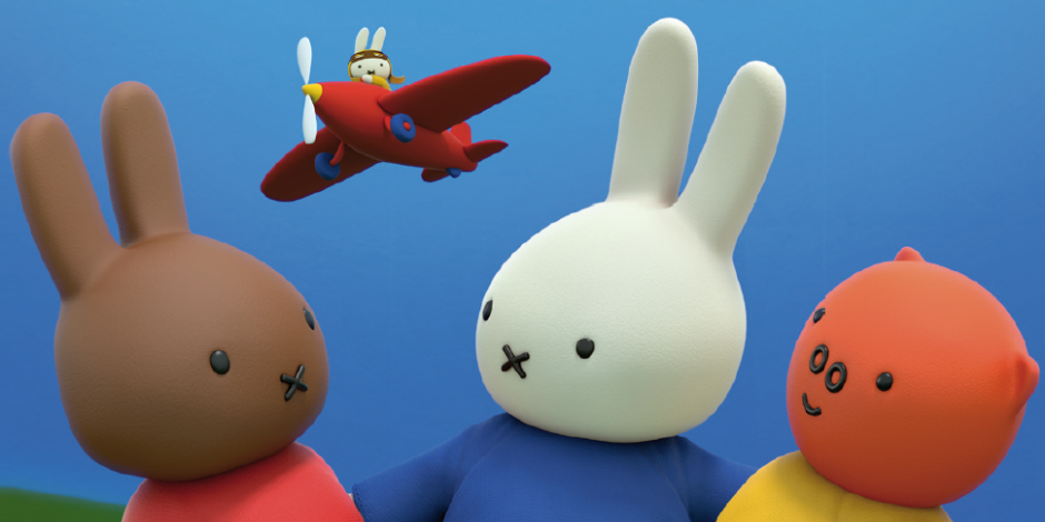 Miffy's Adventures Big and Small, copyright Mercis BV