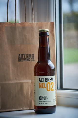 English Pale Ale by Autumn Brewing Co based in Seaham, County Durham