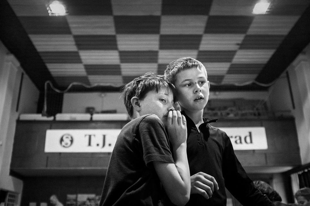 Chess/Youth Tournaments (2015 Czech Republic)- Shortlisted