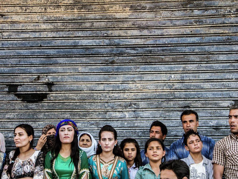 Kobane, Enemy at the Gate - Shortlisted
