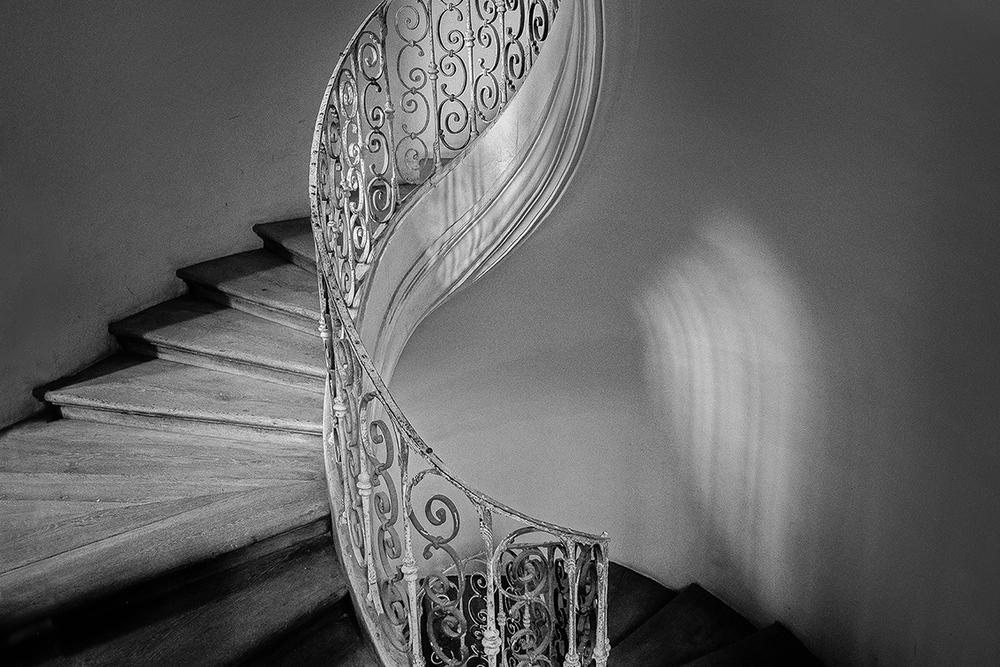 Santinis staircase