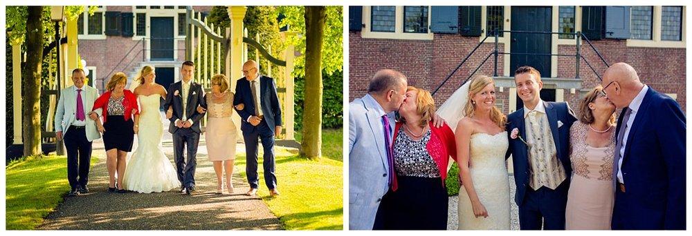 trouwfoto's Hofstede Meerzigt in Zoetermeer