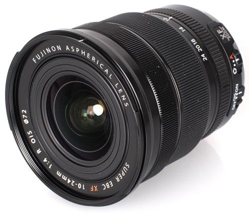 Fujinon 10-24mm F4