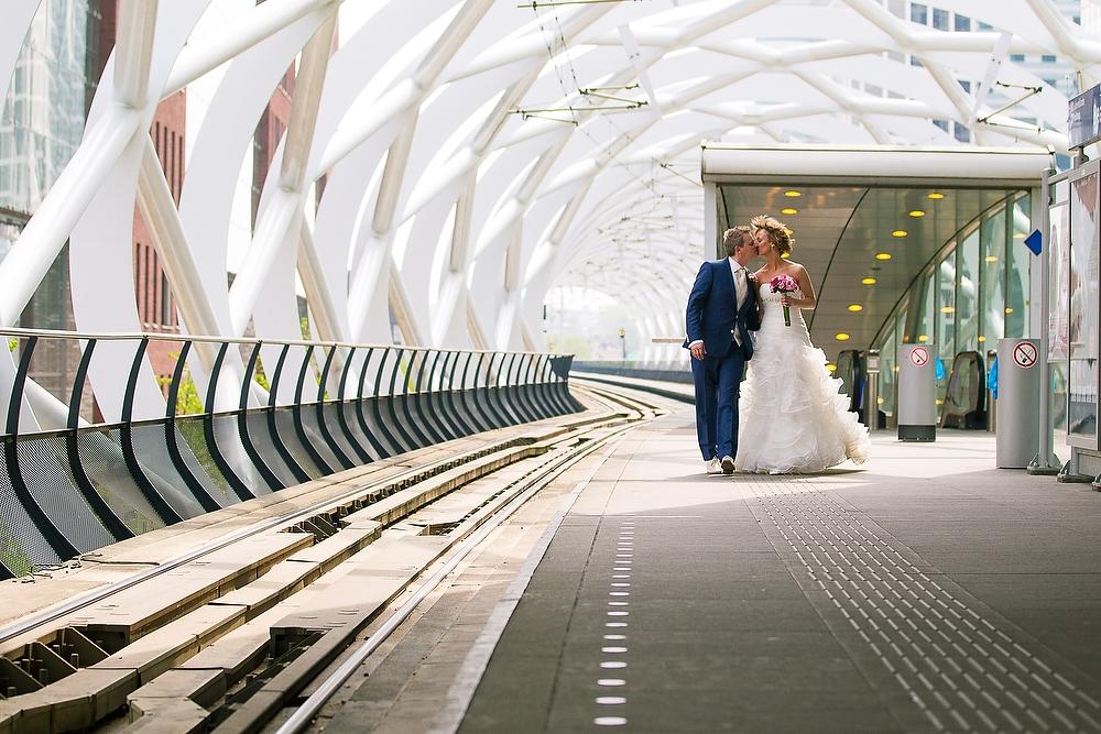 bruidsfotografie in Den Haag