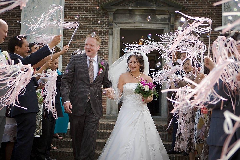 bruidsfotografie Huygens Hofwijck - Voorburg