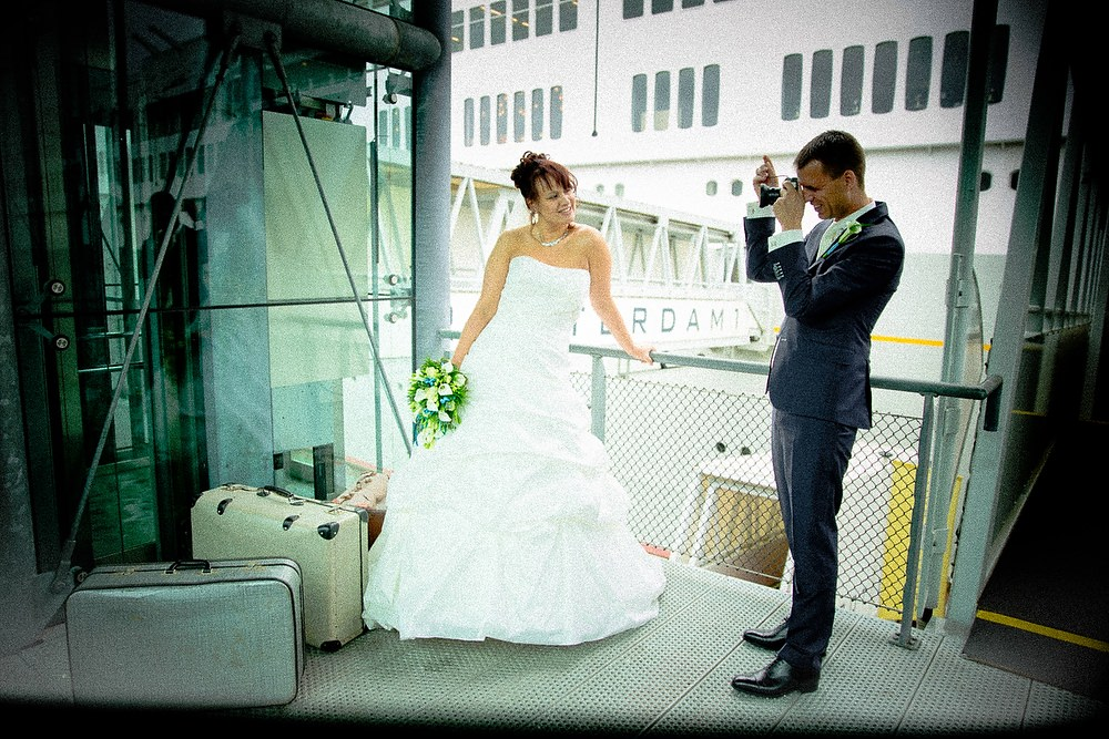 trouwshoot bruidsfotografie in de SS Rotterdam 3