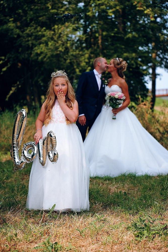 trouwshoot bruidsfotografie love