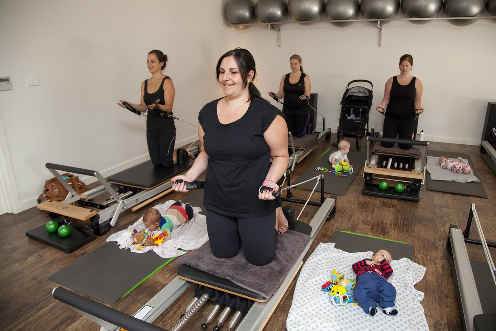 Parent & Bub Pilates