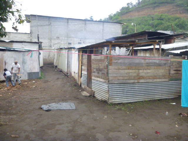 Homes in Jocotenango