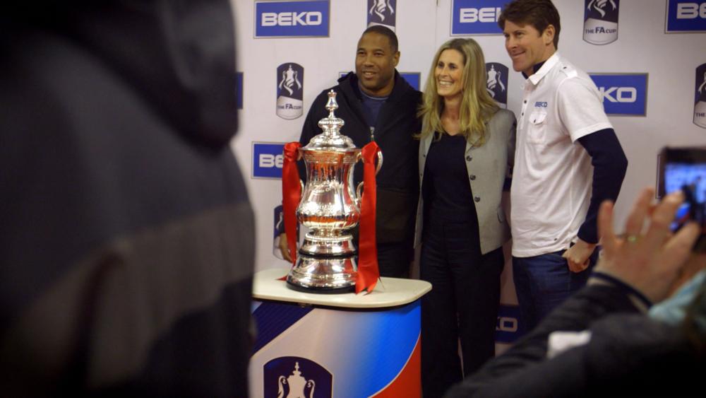 Beko FA Cup Sponsorship<strong>PR & Sponsorship</strong>