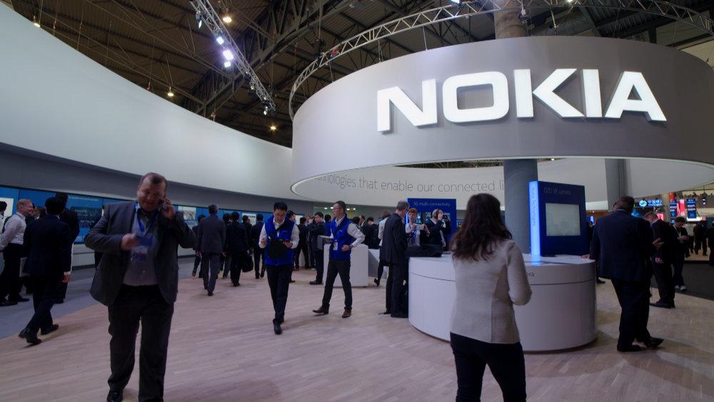 Nokia at Mobile World Congress<strong>External Comms</strong>