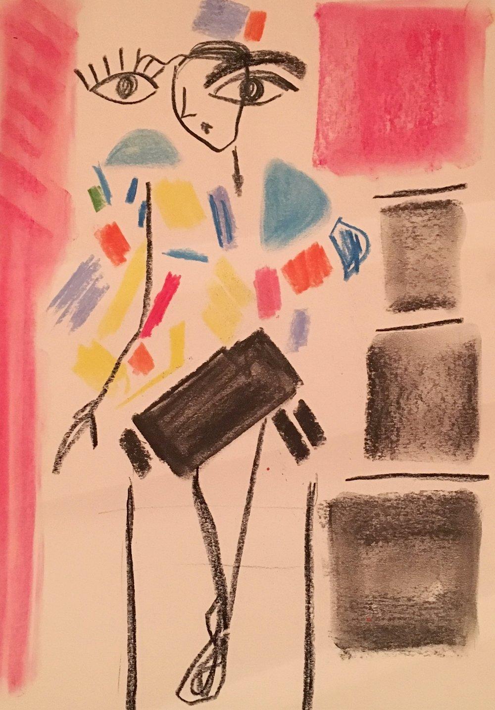 Catwalk Cubism