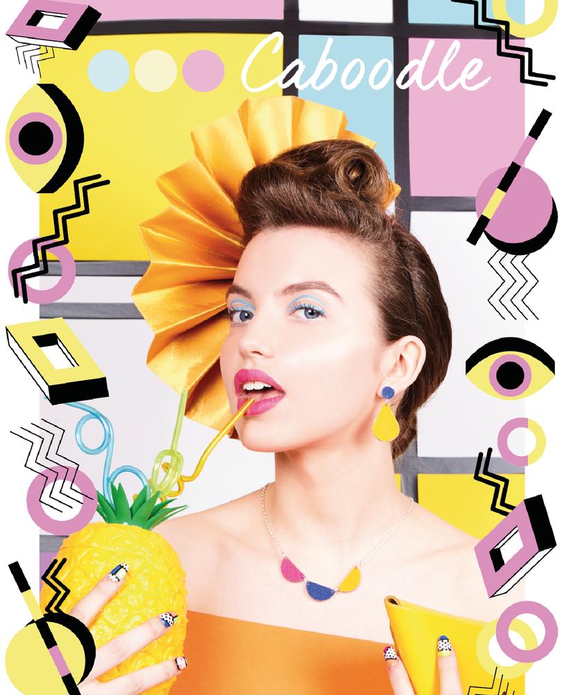 Kayti - @ Caboodle Magazine