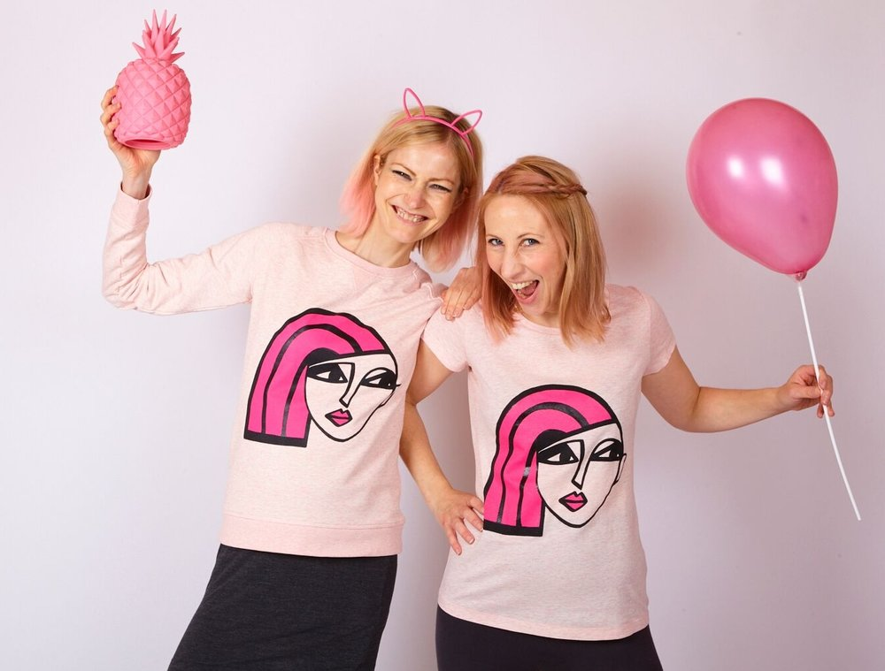 Time to party like a pink pineapple this Galentine's Day!
