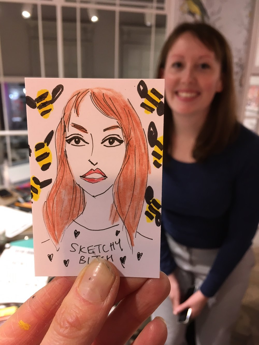 Sketchy Bitches - Grab your space at my next all-female sketch sesh! Tickets £5 by advance only.Book now