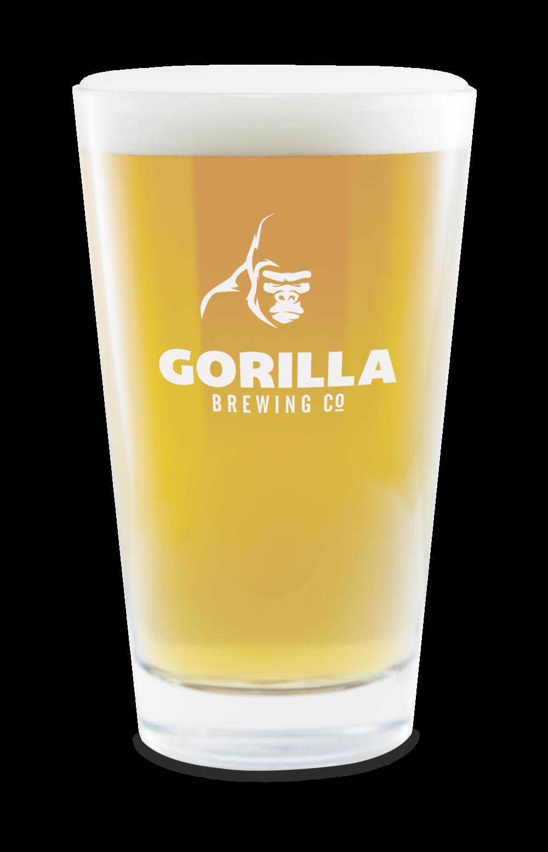 WHITE IPA - 화이트 IPAabv 6.0% ibu 50A LIGHT, FRUITY, AND REFRESHING IPA WITH A PLEASANT BITTERNESS.Our White IPA mixes the hop character of an Indian Pale Ale with the grain base of a wheat beer. Creating a crisp, smooth, and refreshing beer, which contains a fruity, and citrusy hop character.상큼하고 상쾌한 과실향과 기분좋은 홉의 쌉쌀함을 가진 IPA화이트 IPA는 진한 홉의 특성을 가진 고릴라 IPA에 곡물 베이스인 밀맥주를 결합했습니다.부드러운 목넘김, 팡팡 터지는 홉의 상큼한 과실향과 감귤 향을 느낄 수 있습니다.