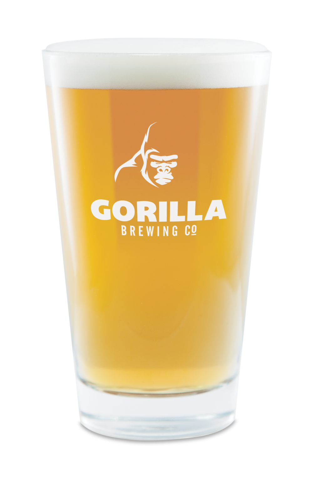 GORILLA BLONDE ALE - 고릴라 블론드 에일abv 5.2% ibu 10.3LIGHT AND REFRESHING WITH A CHEEKY TOUCH OF CARAMEL.Gorilla Blonde is a well-rounded, smooth beer, with a slightly sweet malty character. Ideal for the customer making the transition from mass produced beer to craft beer.약간의 캐러멜의 단맛과함께 상쾌하며 가벼운 에일.고릴라 블론드는 균형이 잘 잡혀있고, 부드러우며 맥아에서 오는 약간의 달콤함을 느낄 수 있습니다. 보통의 대량 생산된 맥주에서 수제 맥주로의 취향 변화를 시작하시는 분에게 이상적인 맥주입니다.