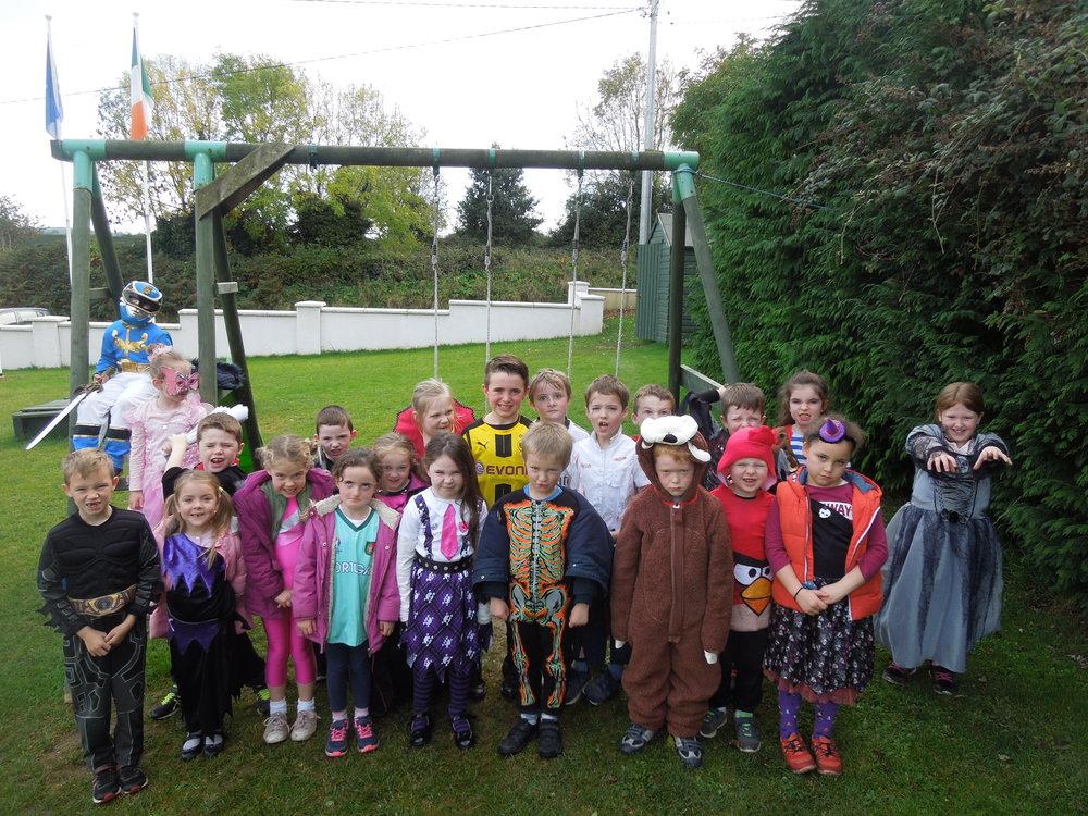 Spooky Juniors!