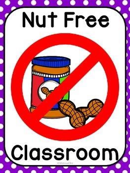 NUT FREE CLASSROOM.jpg