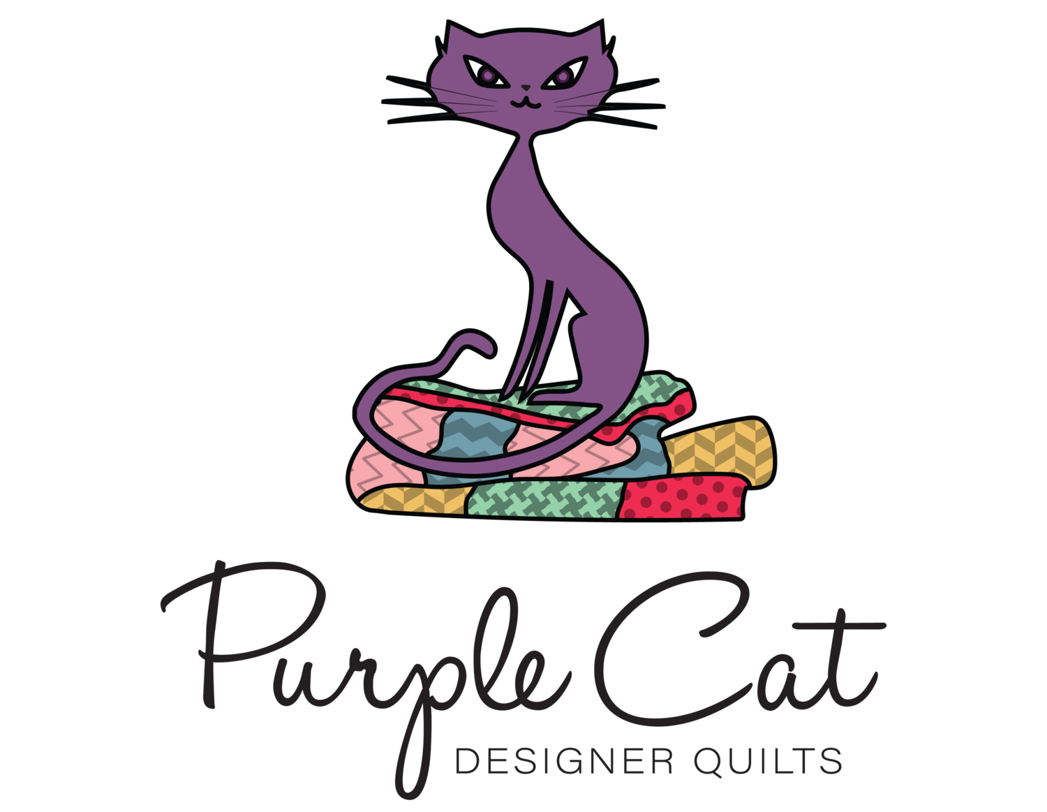 Purple Cat Quilts