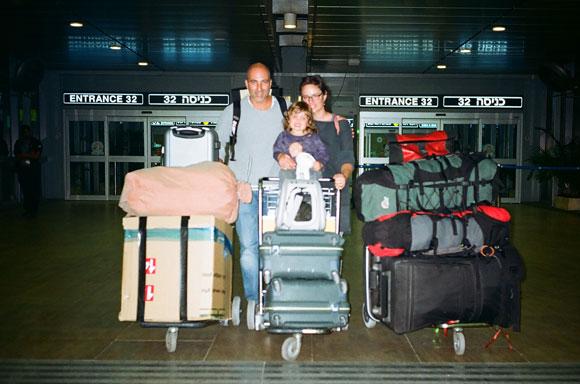 21.4.15 - KIKO JANTIEN&BARAK MOVES TO HOLAND