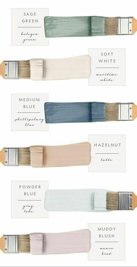Interessante combo om ruimte te creëren zonder overmatig kleurgebruik. Deze mix van kleuren is gemakkelijk en vrij te combineren in accenten, planten, ...