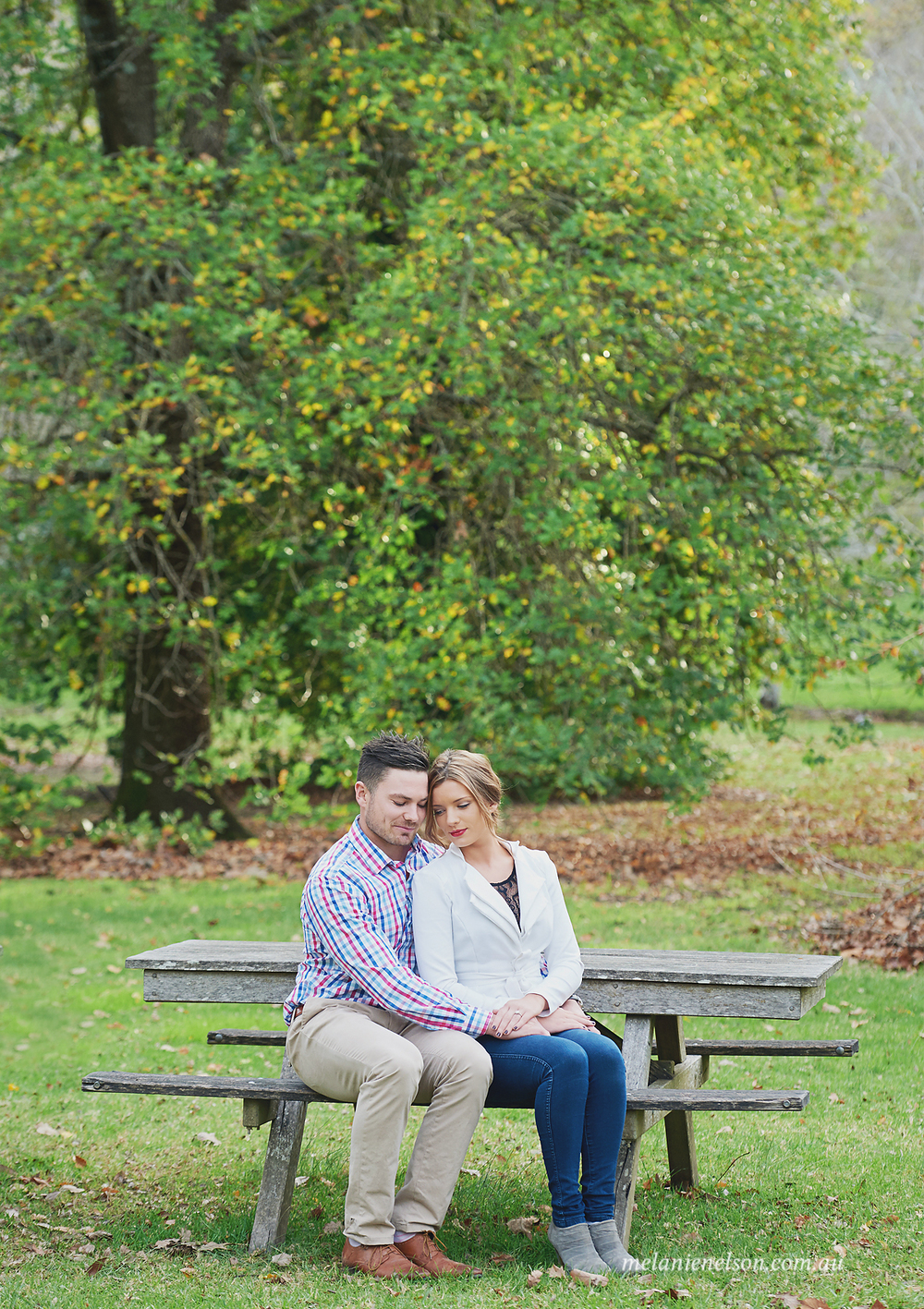 adelaide hills engagement photographer