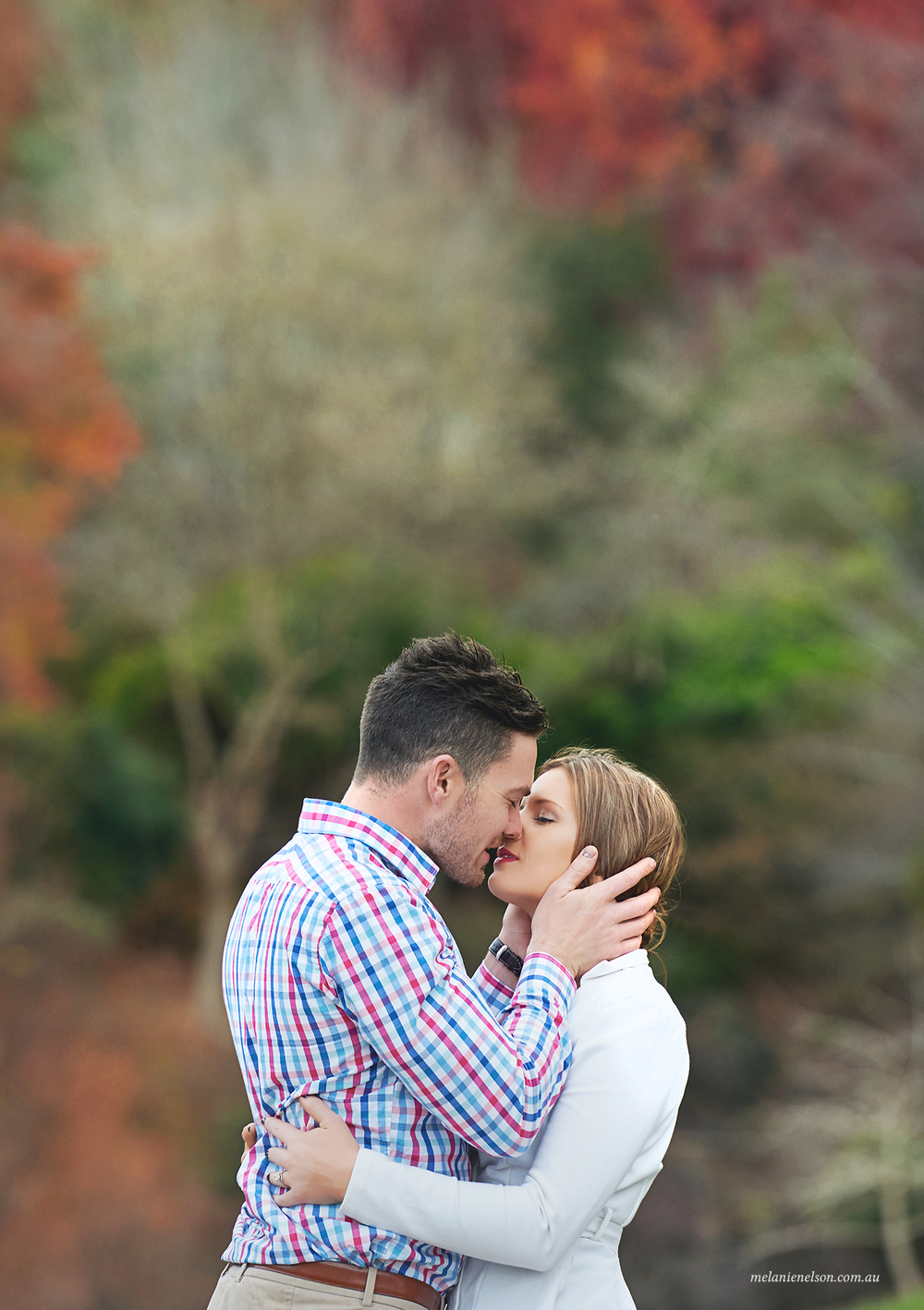 mount lofty engagement session